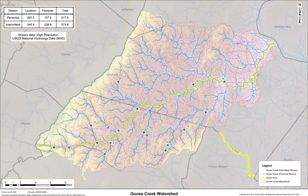 Goose Creek Watershed