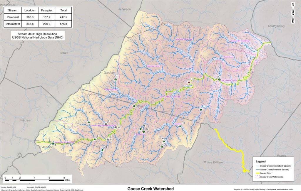 Goose Creek Watershed