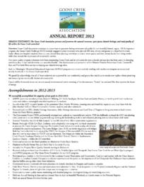 GCAAnnualReport2013