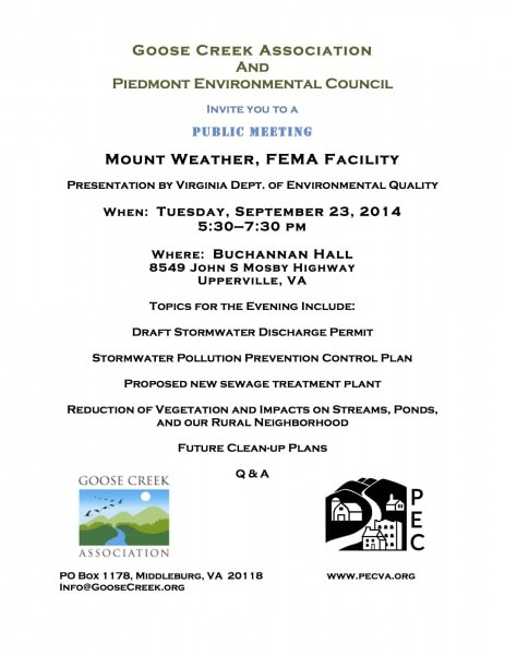 Mt Weather Stormwater Flyer 2