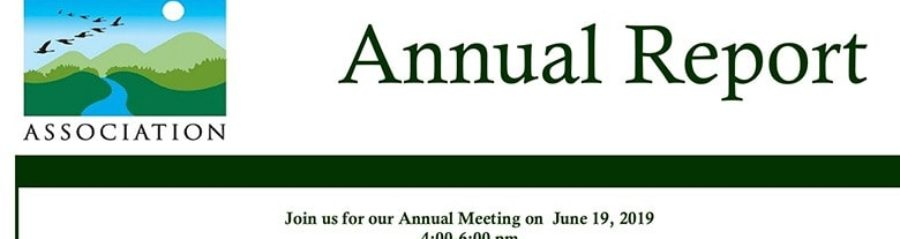 Notice of Annual Meeting: June 19th at Tri-County Feeds
