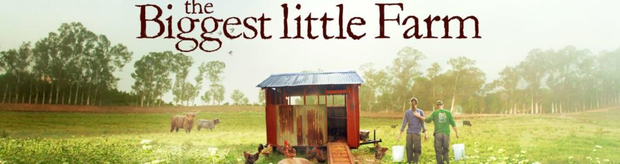 """Join us for:  """"The Biggest little Farm"""" – Documentary"""