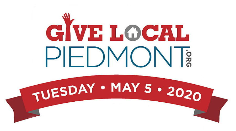 Give Local Piedmont Campaign – April 21st through May 5th