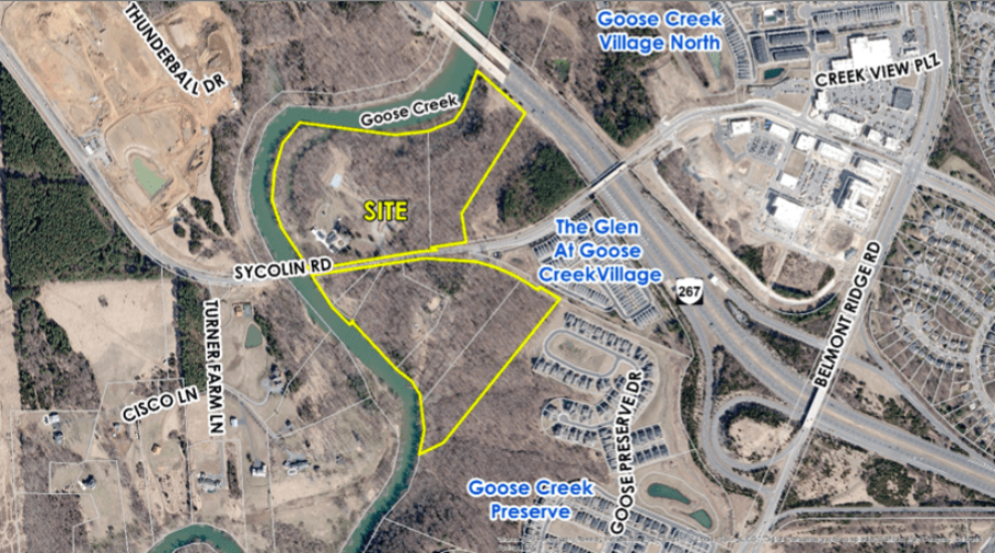 Loudoun Board of Supervisors Reverse Decision on Goose Creek Overlook!
