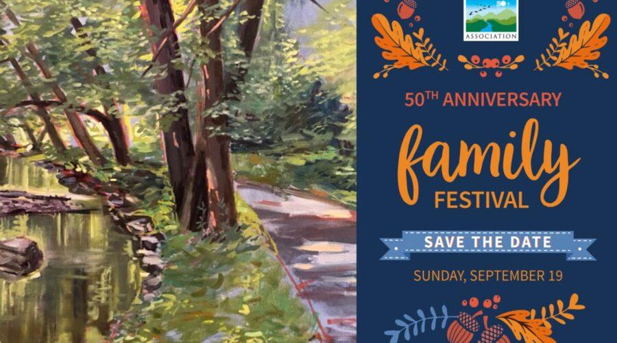 Goose Creek Association's 50+ Anniversary Celebration Fall Festival – September 19, 2021